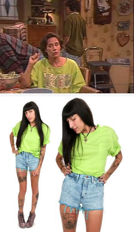 """Jackie from """"Roseanne"""" Is a Style Icon for Hipsters"""