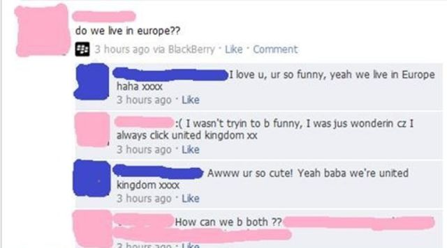 People Who Clearly Didn't Think Before They Posted on Facebook