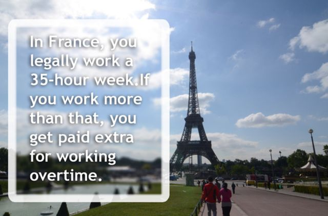 Some Really Great Motivations for Living in France
