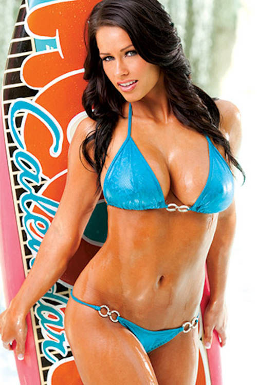 The Gorgeous Bikini Babes of the Hooters Swimsuit Pageant