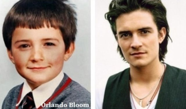 The Hottest Celebrity Hunks Then and Now