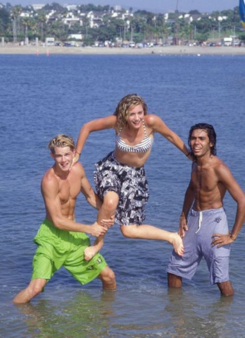 "The Younger ""No Doubt"" Group Members in 1989"