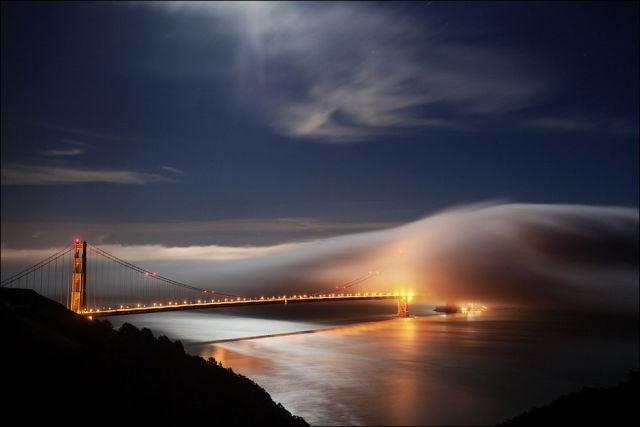 Beautiful Photographs Capture San Francisco Shrouded in Mist