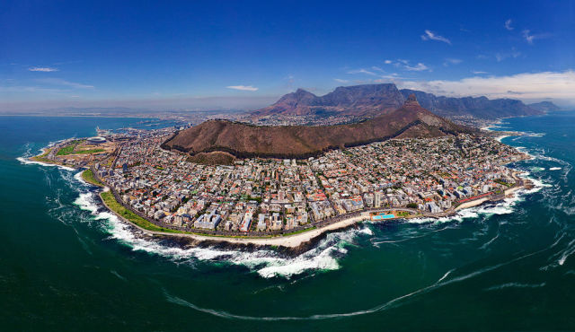 Fantastic Aerial Photos of Beautiful Places from around the World