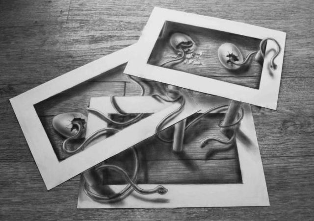 Incredible 3D Drawings That Are Beyond Belief