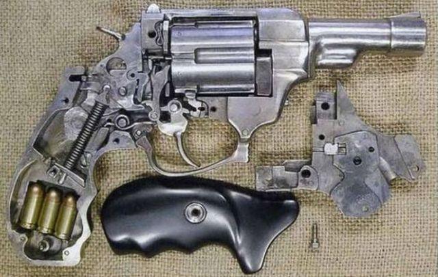 An Interesting Assortment of Homemade Weapons
