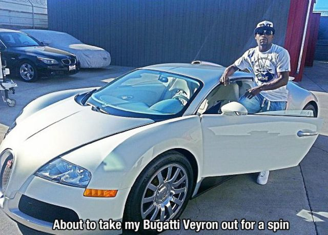 Floyd Mayweather Jr's Pimping and Luxurious Lifestyle
