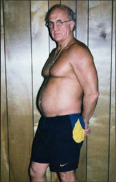 The Most Ripped Grandfather Ever