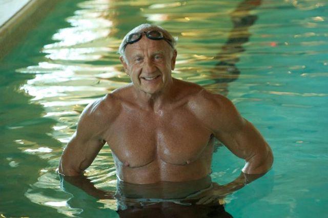 The Most Ripped Grandfather Ever (20 pics) - Izismile.com