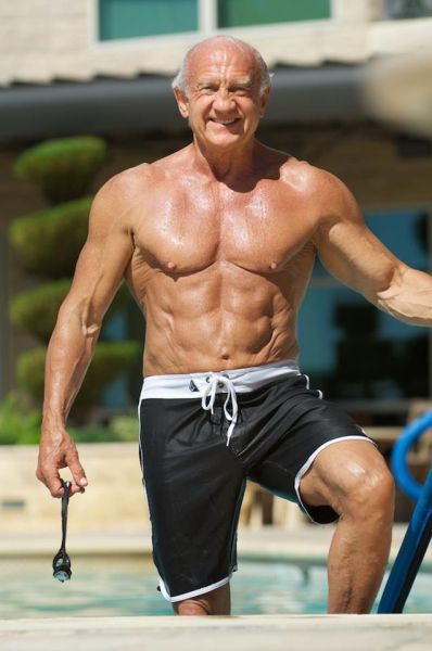 the most ripped grandfather ever 20 pics. Black Bedroom Furniture Sets. Home Design Ideas