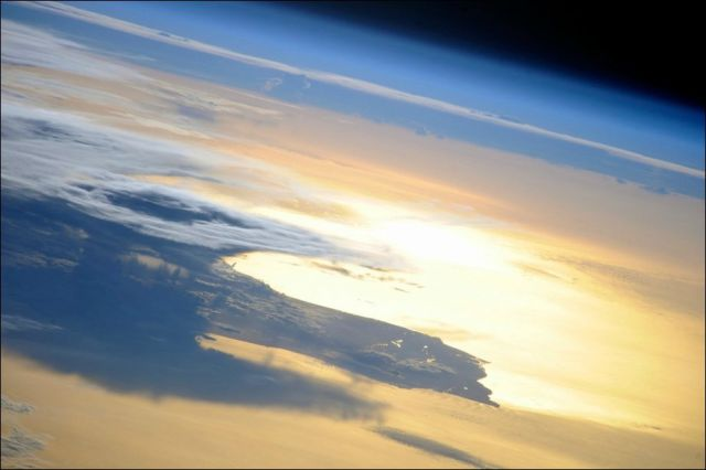 Amazing Cloud Photos Taken by Astronauts from the ISS
