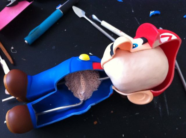 The Fascinating Dissection of Mario