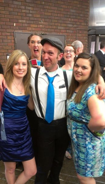 You Just Can't Plan These Kind of Epic Photobombs