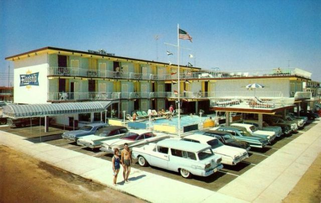 What Transportation Looked Like in a '50s to '70s USA