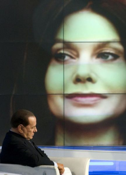 Silvio Berlusconi's Lovely Leading Ladies