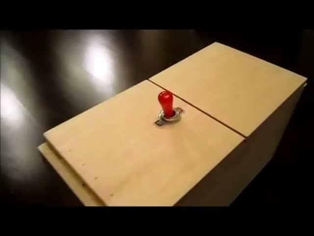 Useless Box with a Twist