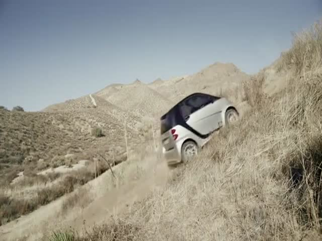 When a Smart Car Goes Off Road