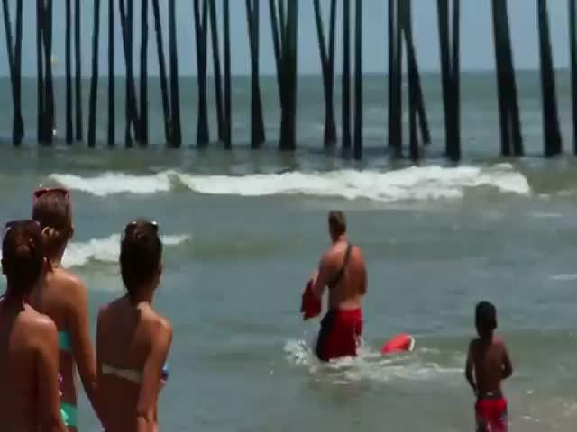 Worst Lifeguard Ever