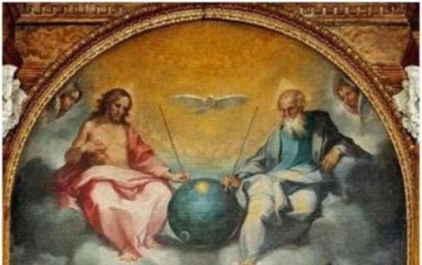 Historical Art That Contains Images of UFOs