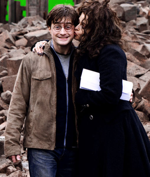 "Up Close and Personal with the Cast of ""Harry Potter"""