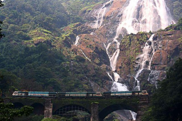 The Most Scenic Railroad Track in the World
