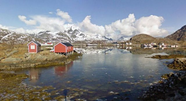 Google Street View Ends in These Places around the World