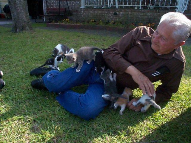 Grandpa Gets Ambushed by a Fury Gang