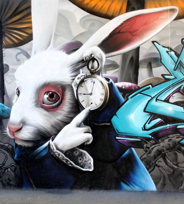 Impressive Street Art That Is Beyond Awesome