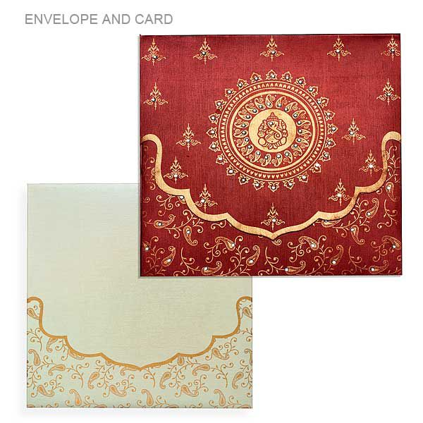Indian wedding invitations picture 1 izismilecom for Images of hindu wedding invitations