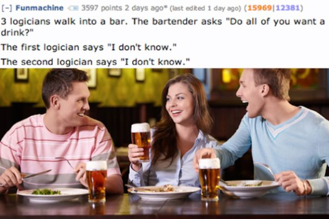 Intellectual Jokes That Only Geeks Will Get