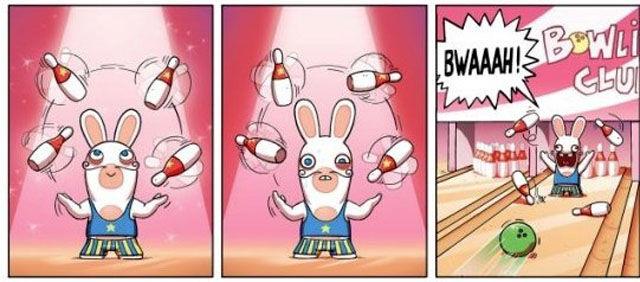 Follow Rabbit's Many Escapades