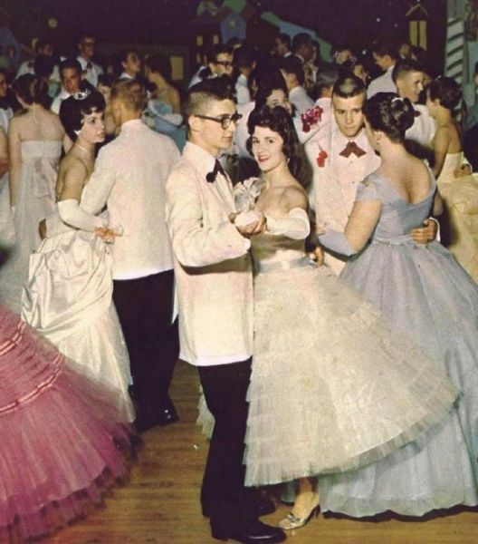Over 80 Years of Prom Fashion in America
