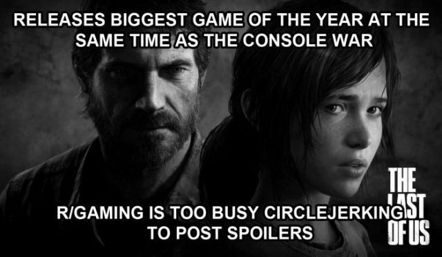 Proof That the Gaming World Is Completely Ironic