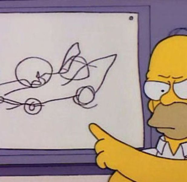 """The Real-Life Version of """"The Homer"""""""