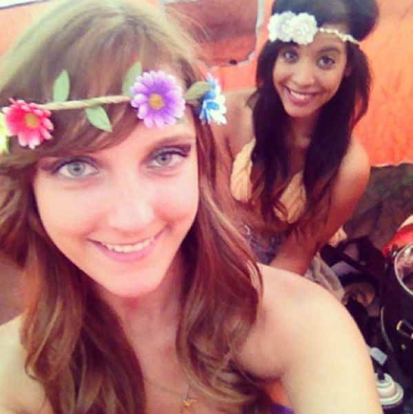 The Electric Forest Fairies Come Out to Play