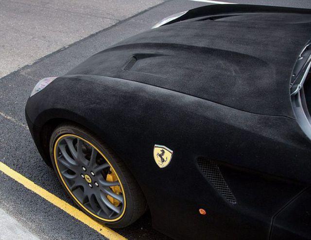A Velvet Covered Ferrari