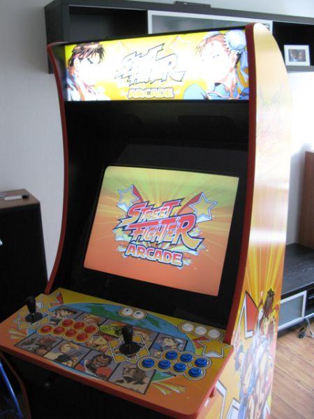 Awesome Homemade Slot Machine