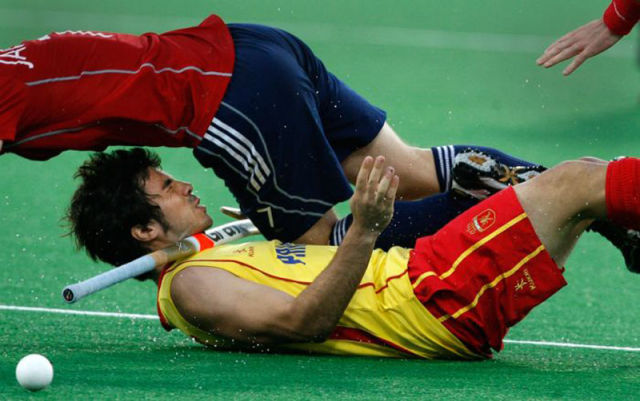 Great Sporting Moments Captured on Camera