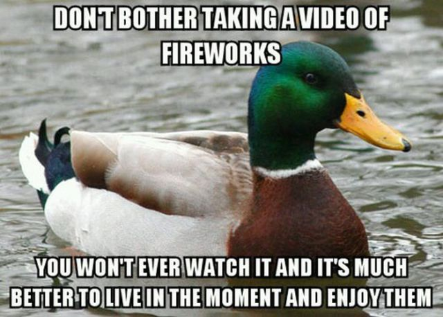 Succinctly Put and Well Said!