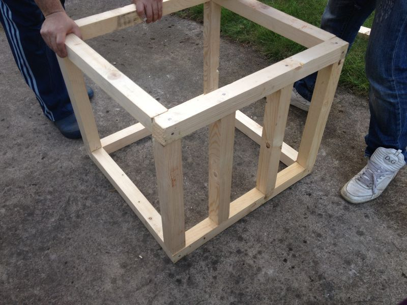 Построить будку для собаки своими руками видео