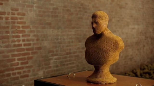 A Natural 3D Printer That Is Alive