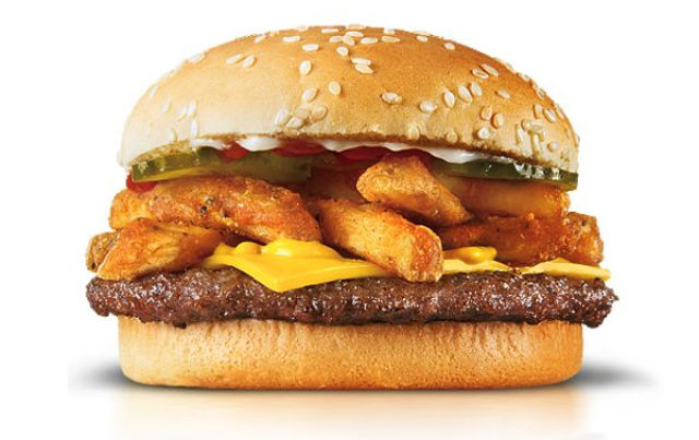 America Is Home to the Most Fattening Fast Food Around
