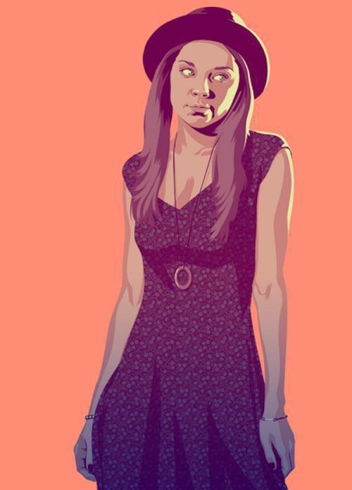 """The """"Game of Thrones"""" Characters Get a Modern Fashion Makeover"""