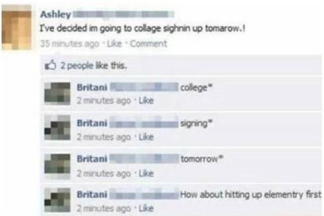 There Is No Lack Of Idiots On Facebook 18 Pics