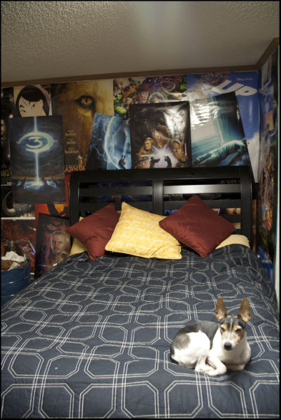 Geeky Bedrooms That Are Too Cool to Resist