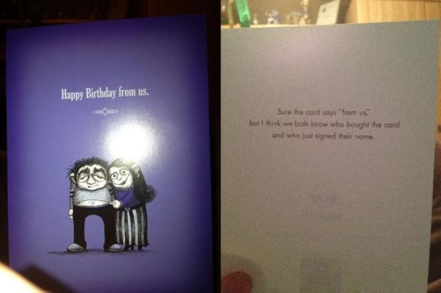 Amusing Birthday Cards That Will Make You Laugh