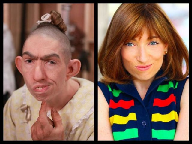 "Pepper from ""American Horror Story"" in Real Life"