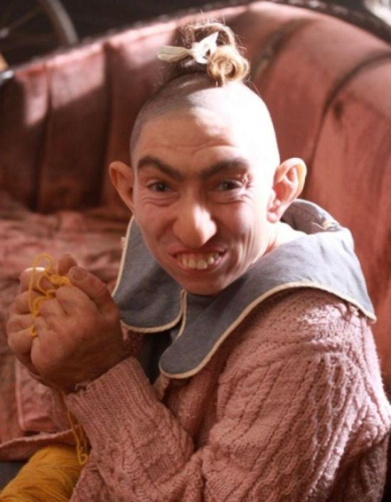 """Pepper from """"American Horror Story"""" in Real Life (5 pics ..."""