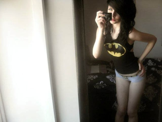 Girls in Superhero Undies are Ever Geek's Fantasy