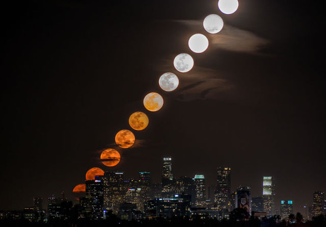 Awe-inspiring Photos Seen This Year
